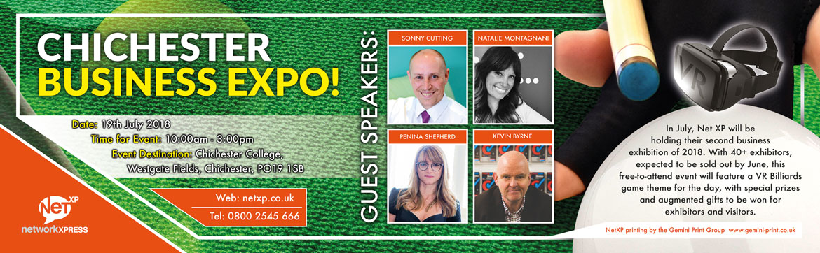 Chichester Business Expo B2B Event